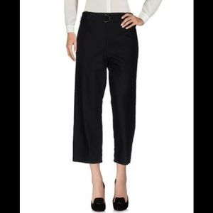 Isabel Marant NEW w/ Tag Belted Wide Pants